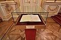 Kopia Konstytucji 3 maja Sala Senatorska Zamku Królewskiego w Warszawie.JPG