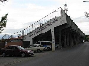 Kórház utcai Stadion - Away stand