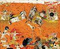 Kota-Meister (attr) Rama Lakshmana und die Affen besiegen Ravana.jpg