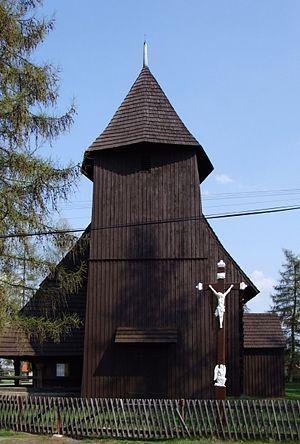 Chocianowice - Wooden church in Chocianowice