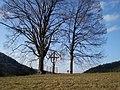 Kríž v Markušovci, za medeným kopčekom - panoramio.jpg