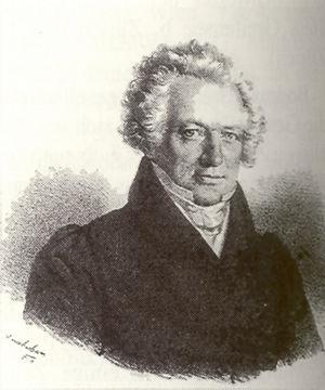 Johann Lucas Boër - Johann Lukas Boër, 1830 (by artist Josef Kriehuber)