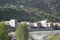 Kullu Townscape with River Beas - Kullu - Himachal Pradesh - 2014-05-09 2193.JPG