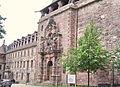 Kulmbach, Plassenburg, Christiansportal im Kasernenhof, 23.06.07 (01).jpg