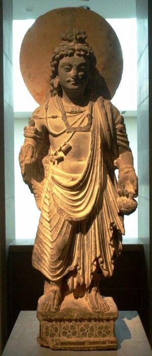 Maitreya - Maitreya from Gandhara, 2nd Century