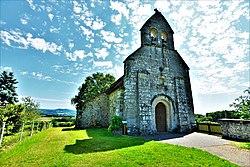L'église de Rilhac-Treignac, Corrèze, France.jpg