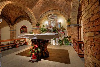 Monte Dinnammare - Inside the Sanctuary of Dinnammare