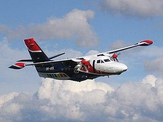 Let L-410 Turbolet - Image: L410 UVP E20