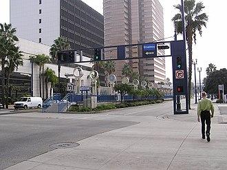 1st Street station (Los Angeles Metro) - 1st Street Station.