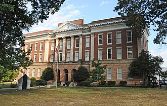 Lane College - Image: LANE COLLEGE HISTORIC DISTRICT, JACKSON, MADISON COUNTY, TN