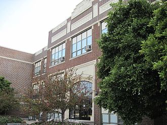Lindenwood University – Belleville - Administration Building