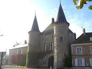 La Celle-les-Bordes - Chateau of Bordes