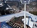 La Clusaz - Le Bercail - Vue depuis la remontée les Praz - panoramio.jpg