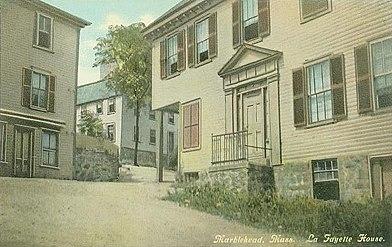 Lafayette House C 1908