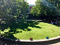 La Trobe University - Agora balcony view.jpg