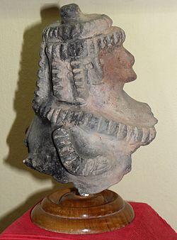 La dama de Nueva Palmira