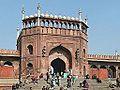 La mosquée Jama Masjid (Delhi) (8479458743).jpg