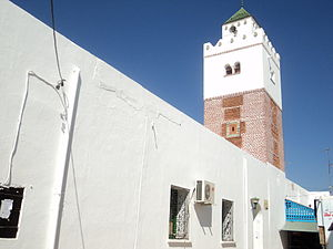La mosquée du Bey