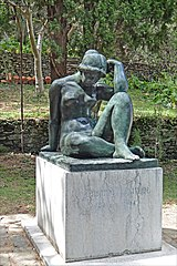 tombe d'Aristide Maillol