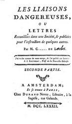 Laclos - Les liaisons dangereuses, 1782, T02.djvu