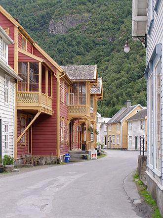 Lærdal - Image: Laerdal