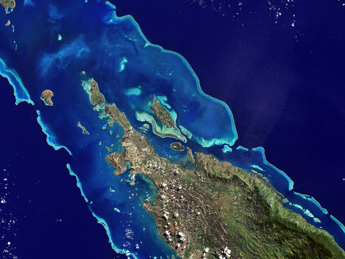 New Caledonian Barrier Reef Wikipedia
