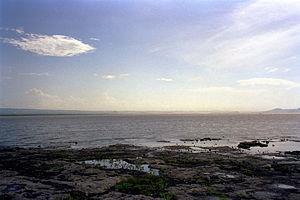 Lake Managua - Image: Lake Managua Tipitapa 1