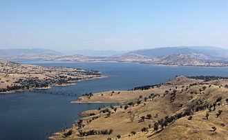Hume Dam - Lake Hume (2014)
