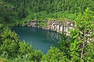 Lake Tritriva - Image: Lake Tritriva 01