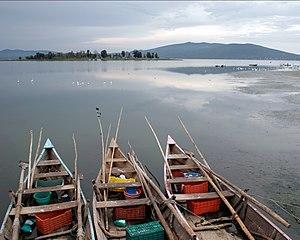 Guanajuato - Yuriria Lake