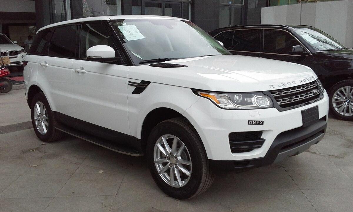 Range Rover Sport – Wikipedia