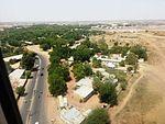 Landing at Hassan Djammous airport, N'Djamena, Chad (12930587964).jpg