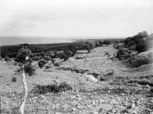 Lapithos, Plakes, landskapsbild - SMVK - C00797.tif