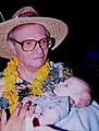 Larry King and son Chance.jpg
