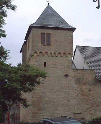 Lauterecken - Veldenzturm