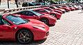 Lavish cars in Porto, Corsica (8132798628).jpg