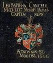 Leŭ Sapieha, Pahonia. Леў Сапега, Пагоня (1616).jpg