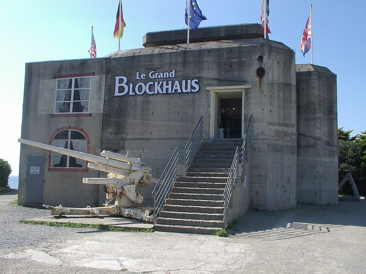 Le Grand Blockhaus Wikipdia