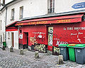 Le Tire Bouchon Creperie In Montmartre, Paris April 2014.jpg