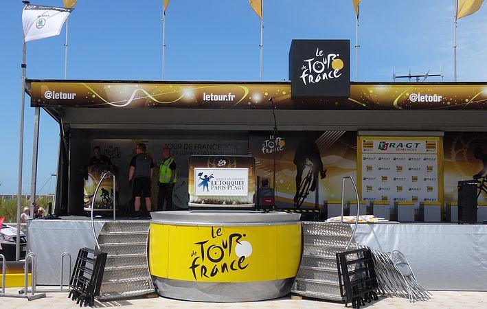 Le Touquet-Paris-Plage - Tour de France, étape 4, 8 juillet 2014, départ (C71).JPG