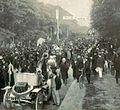 Le départ de Paris-Madrid 1903 à Versailles (à partir de 4 heures du matin).jpg