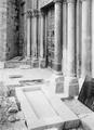 LedgerStone PhilipD'Aubigny Died1236 ChurchOfHolySepulchre Jerusalem 1925Photo.png