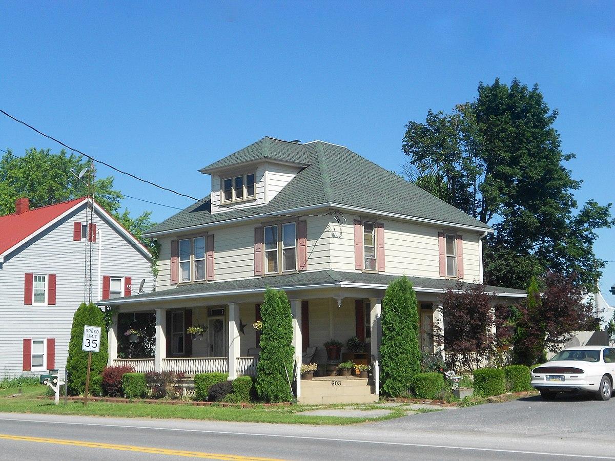 Southampton Township Cumberland County Pennsylvania