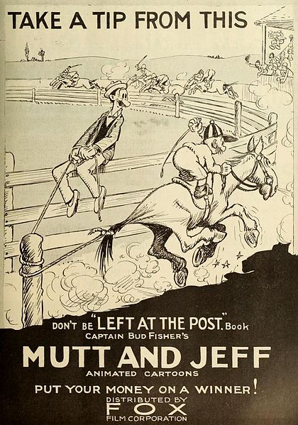 File:Left at the Post (1919) - Ad 1.jpg