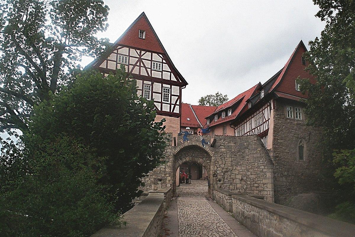 Frau aus Leinefelde-Worbis