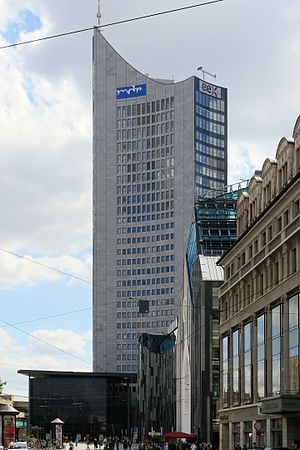 City-Hochhaus Leipzig