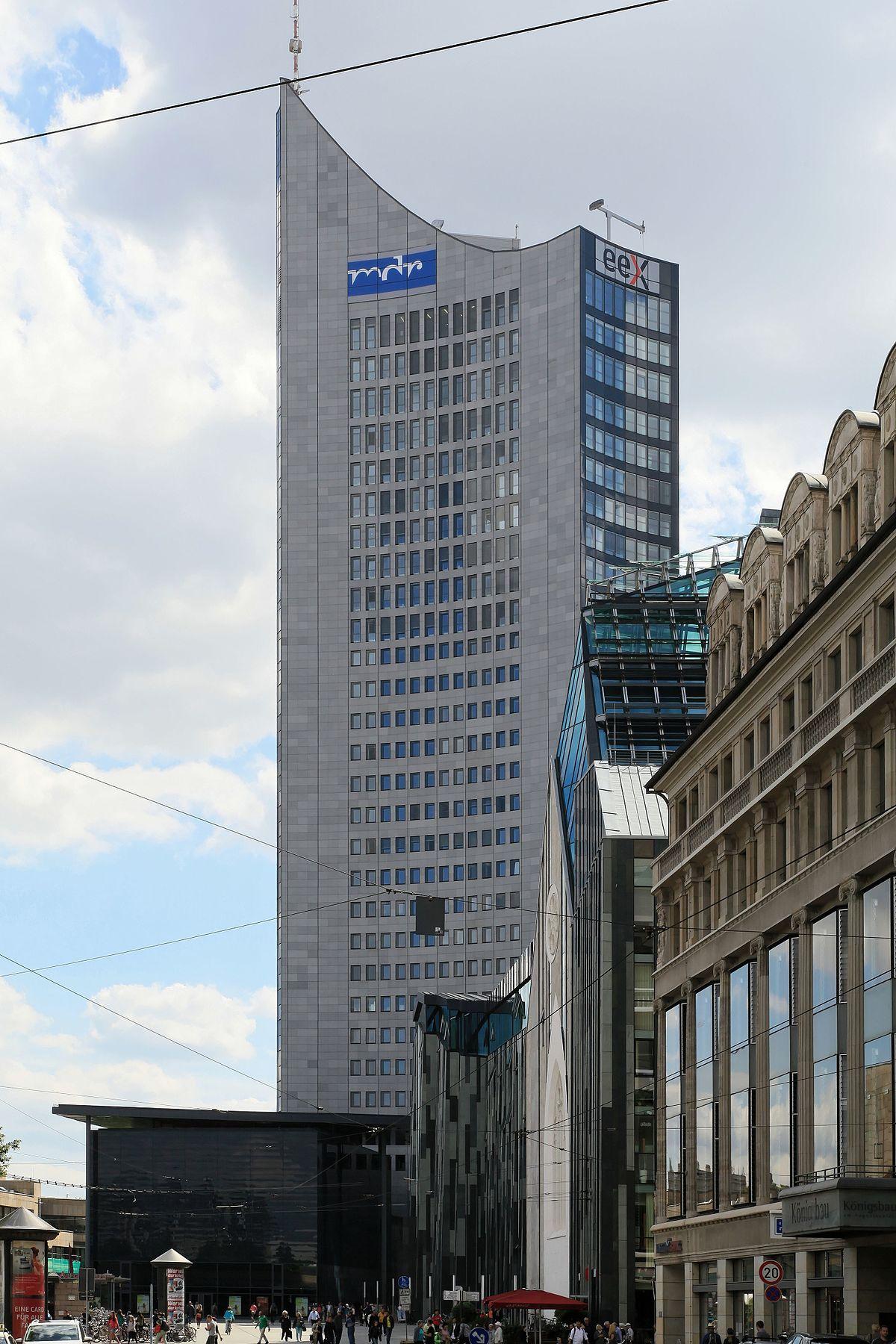 City Hochhaus Leipzig Wikipedia