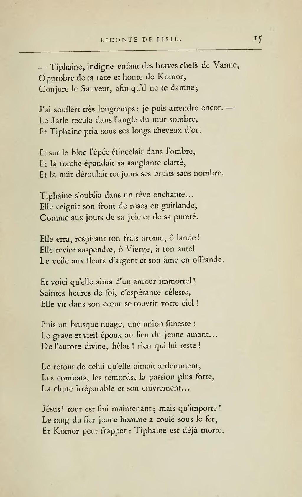 Page Lemerre Anthologie Des Poetes Francais Du Xixeme Siecle T2