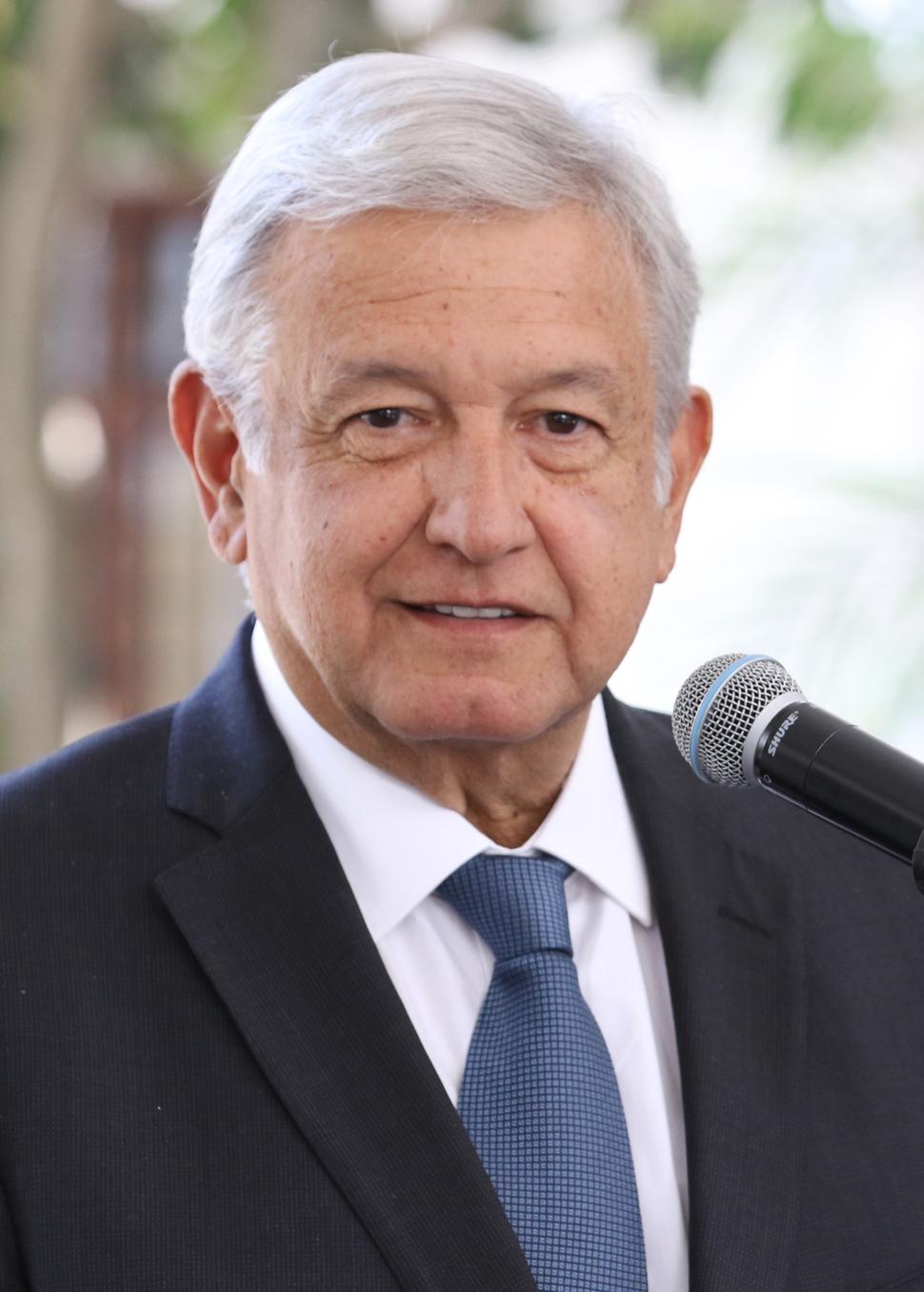 Len%C3%ADn Moreno con el l%C3%ADder mexicano L%C3%B3pez Obrador (Recortado)