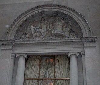 Leo Lentelli - Image: Lentelli Steinway Building